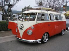 VW Bus - 1967 - I would love to own one of these and fix it up