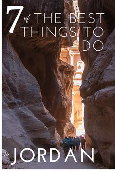 7 Things To Do in Jordan >> What an amazing country. I cannot wait to go back!