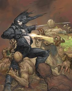 Solomon Kane screenshots, images and pictures - Comic Vine