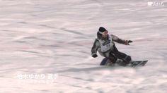 第21回JSBA全日本スノーボードテクニカル選手権大会 大会1日目