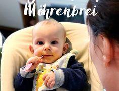 Thermomix Babybrei Rezepte: Möhrenbrei