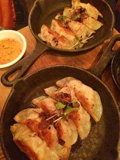 Japanese Food at Gyoza Bar
