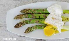 Uova in camicia con asparagi - Ricetta uova in camicia