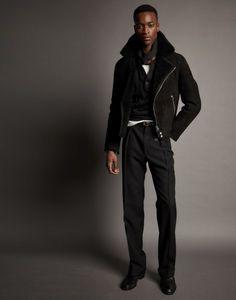 Tom Ford Fall 2017 Menswear Fashion Show, New York Fashion Week, NYFWM, Runway, TheImpression.com - Fashion news, runway, street style, models