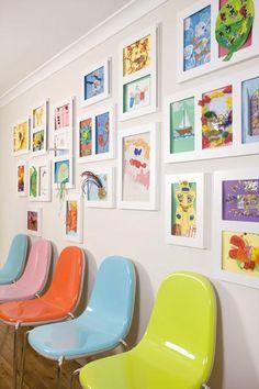 articulate gallery lijsten voor ophangen kindertekeningen/knutsels A4