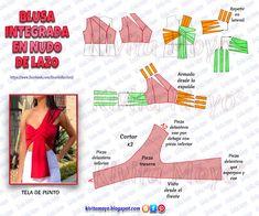 Dress Sewing Patterns, Clothing Patterns, Pattern Draping, Couture Sewing, Pattern Cutting, Kawaii Clothes, Fashion Sewing, Diy Clothing, Sewing Techniques