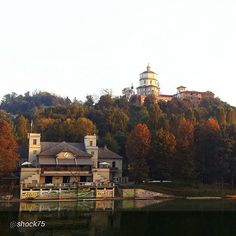 """#Torino raccontata dai cittadini per #InTO Foto di shock75 """"#inTO Monte dei Cappuccini"""