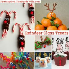 50 Winter Holiday Class Party Treats DessertsHoliday FoodsHoliday TreatsChristmas