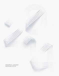 CA Collection Design Annual — Typography by Sawdust
