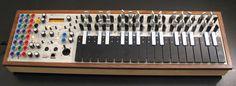 Snyderphonics Instruments JD-1 Custom Keyboard/Sequencer