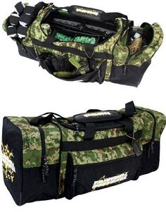 Paintball Body Bag Super Paintball Gear Bag w/Inserts - LTD Digi by Paintball Body Bags. $119.99