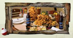 Deanie's Seafood: Free cup of Gumbo w/purchase of entrée