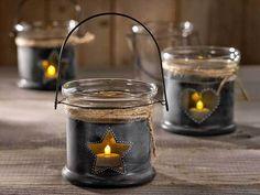 """Képtalálat a következőre: """"diy jar candle holders"""""""