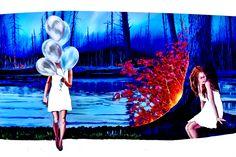 cm 120x180, oil, acrylic and enamel on canvas, 2014