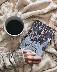 """Dubliners"" is a novel by James Joyce about the Irish middle class life in Dublin in the century. Books To Read, My Books, Coffee And Books, Coffee Coffee, Coffee Break, Morning Coffee, Donia, Book Aesthetic, Book Nooks"