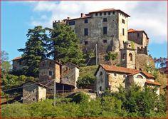 Castle of Casaleggio Boiro