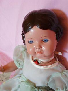 Künstlerpuppe Doll Schildkröt Puppe BÄRBEL Jubiläumsausgabe Repro Vintage | eBay