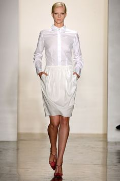 Sophie Theallet - Spring 2013 Ready-to-Wear