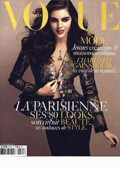Vogue Paris August 2006