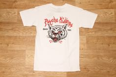 Obey Psycho Killers Tee White £29.95