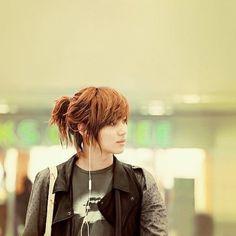 Image result for japanese men ponytail