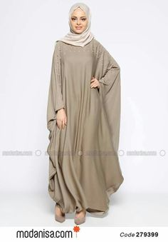 Nice abaya Frock Fashion, Abaya Fashion, Muslim Fashion, Kimono Fashion, Modest Fashion, Abaya Style, Hijab Style Dress, Kimono Style, Kaftan Designs