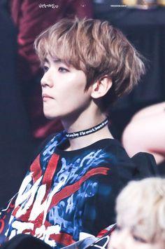 Baekhyun - 170119 26th Seoul Music Awards Credit: Baek Your Time. (제26회 서울가요대상)