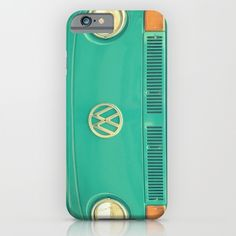 Groovy+VW+iPhone+&+iPod+Case+by+RDelean+-+$35.00