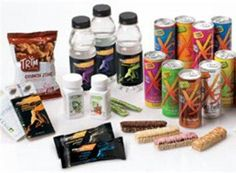 XS Energy products from Amway