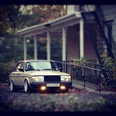 My first love ....Volvo! :)