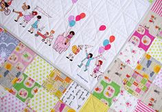 Red Pepper Quilts: Nursery Versery Quilt ~ A Picture Post