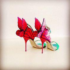 Sophia Webster butterfly shoes ❤️