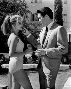 Ann-Margret & Elvis Presley