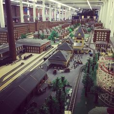 3 million Lego piece - the LEGO Millyard Project #newhamshire