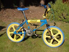 11afd4aecfb Obsessive Compulsive Cycling Disorder: About Raleigh Burner, Custom Wheels,  Things That Bounce,