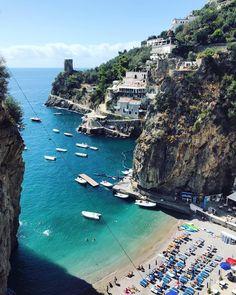 Praiano - Salerno