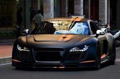 Badass Audi R8
