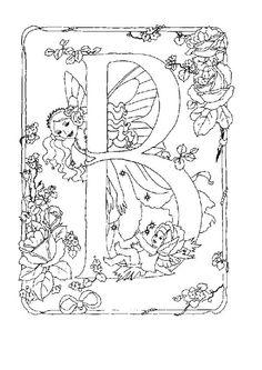 Fichas didacticas de alfabetos con dibujos infantiles. 239