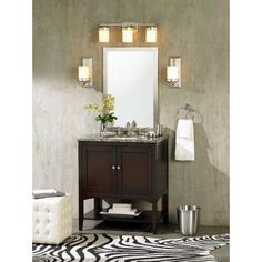 Animal Print Bathroom | Home | Pinterest | Animal Print Bathroom, Safari  Bathroom And African Interior Part 66