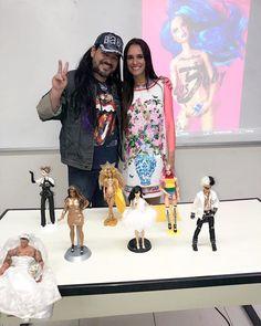 O registro da minha palestra para a turma de 2018 do Curso de Moda do @senairn já está lá no blog (link na bio)💙 Valeu @jadokarocha adorei, estou às ordens!😘 #marcusbaby #dolls #senai #senairn #natal #riograndedonorte #bonecas #barbie #madonna #beyonce #supla #pabllovittar #bjork #pretagil #alexandrefrota #dudewithdolls