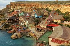 Popeye Village by Son G on 500px