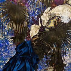 Pintura de Mariana Palma #luxosqueoimpériotece #luxo #brasil #arte #artecontemporanea #pintura #marianapalma #império #imperivm #imperivmriodejaneiro | Mariana Palma painting #luxuriesthattheempireweaves #luxury #brazil #art #contemporaryart #painting #marianapalma #empire #imperivm #imperivmriodejaneiro