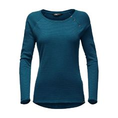 The North Face Women's Long-Sleeve Cresting Knit Top NF0A339X