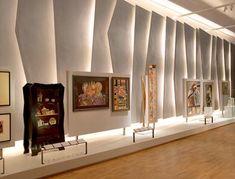 'Art Deco 1910 - 1939' V&A, London, 2003 Casson Mann's role: Lead Consultant, Exhibition Designer
