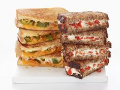 50 different grilled cheese sandwich recipes ... Please and thank you