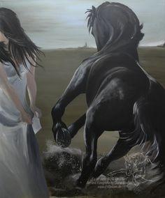"""Embarresment"" Acrylic on Canvas 120 cm x 100 cm"