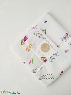Növény frissentartó szalvéta (laudi) - Meska.hu Napkins, Tableware, Diy, Dinnerware, Towels, Bricolage, Dishes, Napkin, Handyman Projects