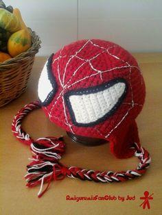 AmigurumisFanClub: Spider-man