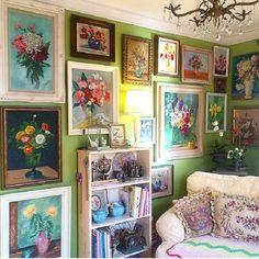 Best Granny Chic Home Decor Ideas Picture 23