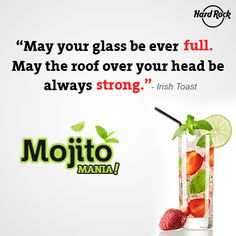 Want an island-like feel? Pick a sparkling Bacardi Mojito for yourself. #MojitoMania